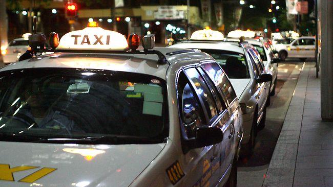 Sydney-Taxi